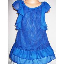 Vestidos Importados Informales Para Niñas De Dos Años