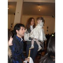 Vestido De Fiesta O Bautismo Para Nena 2 A 3 Años!!!