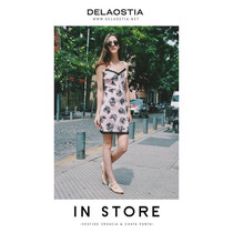 Vestido Croacia Delaostia De La Ostia
