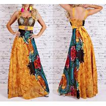 Exclusivos Vestidos Gasa - Diseño Italiano -
