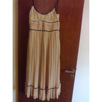 Vestido De Fiesta - Rosh. Impecable