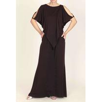 Vestido Ingrid 2 Piezas (pollera + Casaca Larga), Jean,remer