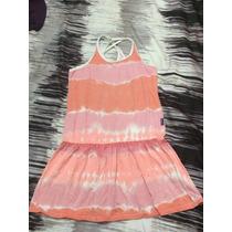 Vestido Solero Nena Mimo Talle 12 (9/10 Años Aprox)
