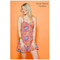 Vestido Corto La Sensacion De Este Verano 2016 Moda Pasion