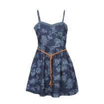 Vestido Wrangler Taylor Dress Mujer Azul (05245611843701)