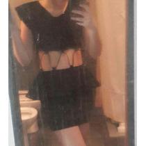 47 Street: Vestido Para Noche Talle Small , Nuevo!!!