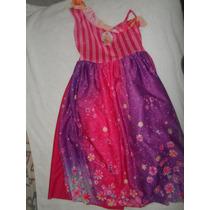 Vestido Niña Talle 6-8 Barbie Disfraz Impecable