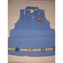Vestido De Nena De Verano Winnie Pooh