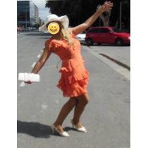 Vestido Muy Fino Para Civil O Cualquier Evento $ 1400