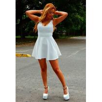 Vestidos Cortos Con Encaje.ideal Teens