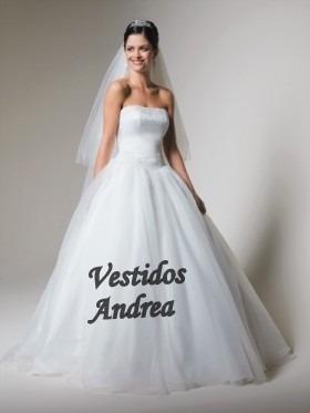 Precios de vestidos de novia en once