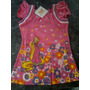 Vestido De La Princesa Rapunzel Importado Tipo Remeron