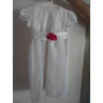 Vendo Inigualable Vestido De Bautismo Baby Sol