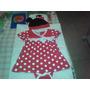 Precioso Vestido Importado Disney Store De Minnie