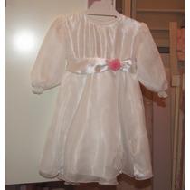 Vestido De Fiesta/bautismo
