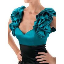 Elegante Vestido Las Oreiro (leer Aclaración)