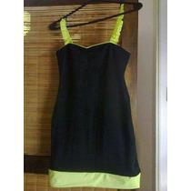Hermoso Vestido Diseño Artesanal Para Adolescentes.