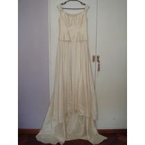 Vestido De Novia Ines Ricur