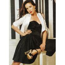 Increible Vestido Las Oreiro Muy Elegante Talles 1, 3 Y 4