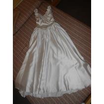 Ej.:vestido Blanco De 15 Años O Novia