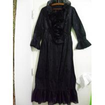 Vestido Noche Fiesta Preat Porte Negro Diseño T M Q Regalo