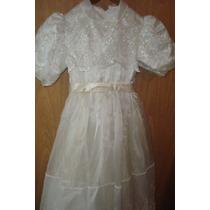 Vestido De Casamiento O Cumpleaños 15 Importado $4900