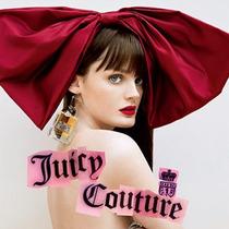 Juicy Couture Vestido De Seda Unico!!! Supersexy!!! Usa
