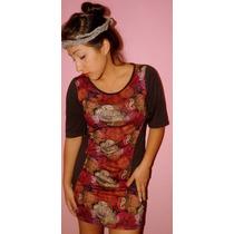 Vestido Modal & Lycra