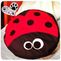 Dormilon Redondo - Vaquita De San Antonio - Lady Bug - T:s