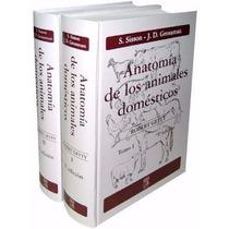 Anatomia De Los Animales Domesticos Sisson 2 Volumenes