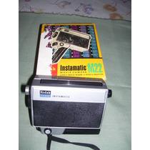 Filmadora Kodak Instamatic M22 ,en Caja .