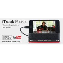 Focusrite Itrack Pocket Para I/os - Factura A Y B