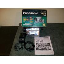 Filmadora Panasonic Nv-vz1 Como Nueva.!!!