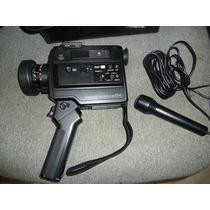 Filmadora Sonora De Cine Super 8 Minolta Xl-64
