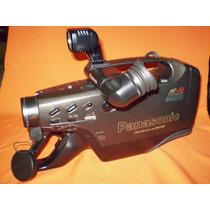 Videocámara Vhs Panasonic Omnivideo Pv-704
