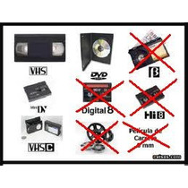 Conversion De Video A Dvd (minivhs, Vhs)