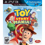 Toy Story Mania Play Station 3 Juego Fisico Usado Ps3