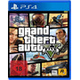 Grand Theft Auto V Ps4 - Universal Games