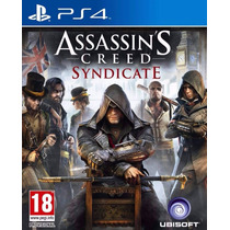 Assassins Creed Syndicate Ps4 Primario Entrega Inmediata