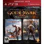 Juego God Of War 1 Y 2 Collection Ps3 Físico Caja Sellada