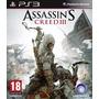 Assassins Creed 3 Ps3 Digital Español Lgames