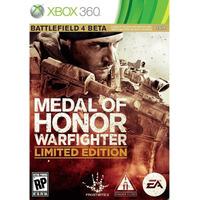 Medal Of Honor Warfighter Limited Edi Xbox 360 Ntsc Español