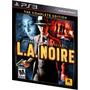 L.a Noire Edicion Completa Dlc Full Ps3 Digital