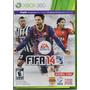Juego Fifa 14 C/ Clubes Argentinos Xbox 360 Ntsc En Español
