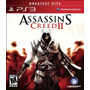 Juego Ps3 - Assassins Creed 2 - Nuevos - Flores - Factura
