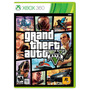 Gta 5 Grand Theft Auto V Xbox 360 Original Sellado En Caja!