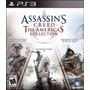 Assassin´s Creed America Collection Ps3 Nuevo Fisico Gamebox
