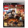 Lego Lord Of The Rings, Ps3 Cd En Caja, Nuevo Y Sellado