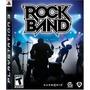 Rock Band Ps3 Playstation 3 Rockband Guitar Hero
