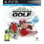 Juego Ps3 John Dalys Prostroke Golf En Caja En Español Move